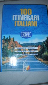 Itinerari italiani-book ITALIAN GUIDE in Ramstein, Germany