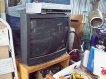 Sansui 27inch Color tv with remote in Westmont, Illinois